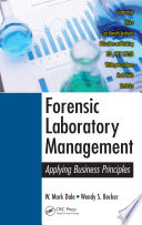 Forensic Laboratory Management