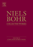 Niels Bohr - Collected Works
