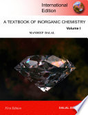 A Textbook of Inorganic Chemistry – Volume 1