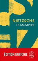 Pdf Le Gai Savoir Telecharger