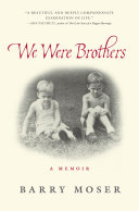 We Were Brothers Book