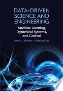 Data Driven Science and Engineering