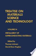 Metallurgy of Superconducting Materials