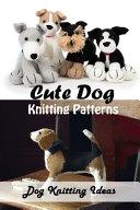 Cute Dog Knitting Patterns