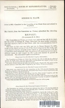 Mr  Denny  from the Committee on Claims  Submitted the Following Report   To Accompany H  R  1845