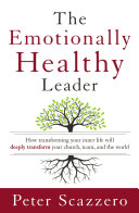 The Emotionally Healthy Leader Pdf/ePub eBook