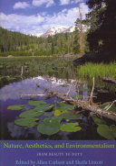 Nature  Aesthetics  and Environmentalism