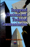 Integrated Business and Technical Communication 2001