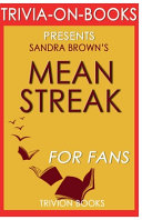 Trivia On Books   Mean Streak by Sandra Brown