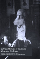 Life and Letters of Edmund Clarence Stedman