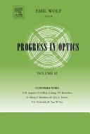 Progress in Optics Pdf/ePub eBook