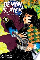 Demon Slayer  Kimetsu no Yaiba  Vol  5