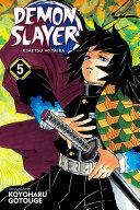 Demon Slayer: Kimetsu no Yaiba, Vol. 5 [Pdf/ePub] eBook
