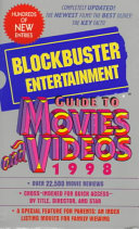 Blockbuster Entertainment Guide to Movies and Videos, 1998 Pdf/ePub eBook
