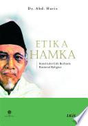 ETIKA HAMKA ; Konstruksi Etik Berbasis Rasional-Religius