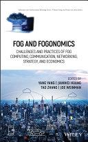 Fog and Fogonomics