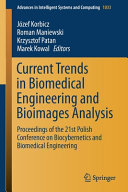 Current Trends in Biomedical Engineering and Bioimages Analysis