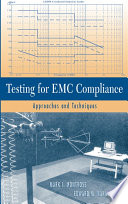 Testing for EMC Compliance Book