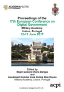 ECDG 2017 17th European Conference on Digital Government