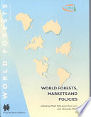 World Forests  Markets and Policies Book