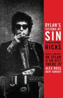Dylan's Visions of Sin Pdf/ePub eBook