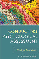 Cover of Conducting Psychological Assessments