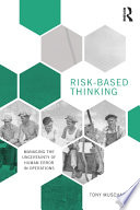 Risk-Based Thinking