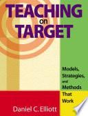 Teaching on Target
