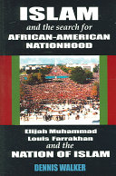 Islam and the Search for African American Nationhood