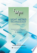 Light Metals Technology 2015