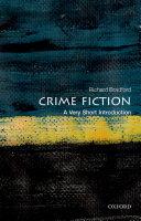 Pdf Crime Fiction: A Very Short Introduction Telecharger