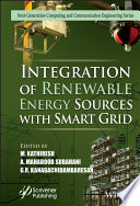 Integration of Renewable Energy Sources with Smart Grid