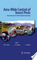 Area Wide Control of Insect Pests