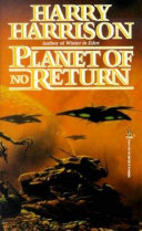 Planet of No Return Book