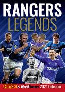 The Official Rangers F C  Calendar 2022