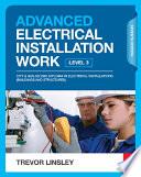 Advanced Electrical Installation Work