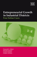 Entrepreneurial Growth in Industrial Districts