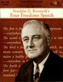 Franklin D. Roosevelt's Four Freedoms Speech (eBook) ebook