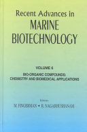 Recent Advances in Marine Biotechnology, Vol. 6