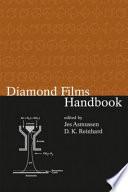 Diamond Films Handbook Book PDF