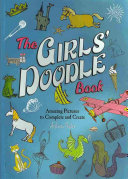 The Girls' Doodle Book by Andrew Pinder PDF