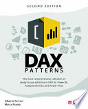 DAX Patterns: Second Edition