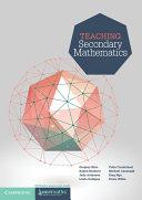 Teaching Secondary Mathematics
