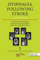 Dysphagia following stroke (2019)