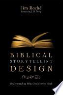 Biblical Storytelling Design Book