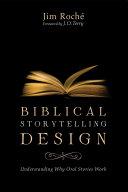 Biblical Storytelling Design