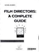 Film Directors Book PDF