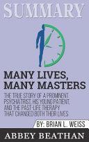 Summary  Many Lives  Many Masters