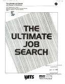 The Ultimate Job Search Job Seeker s Workbook