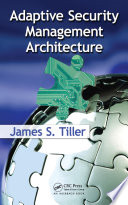Adaptive Security Management Architecture Book